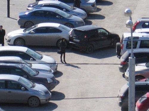 СНиПа допускается дтп на парковке задним ходом для уравновешенных интересных